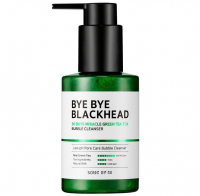 Маска-пенка Some By Mi  Bye Bye Blackhead 30 Days Miracle Green Teatox Bubble Cleanser